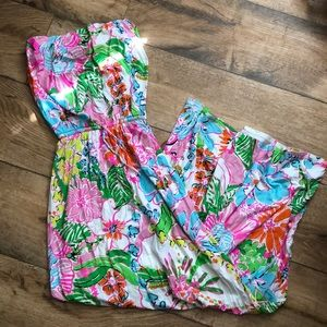 🆕Lilly Pulitzer for Target Strapless Maxi Dress